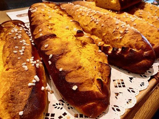 le Fournil de St Loup - Organic bread: Organic