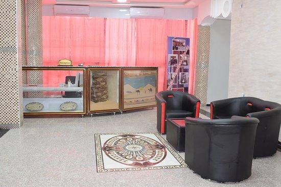 Adrar Province, Algeria: reception