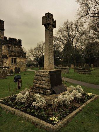 7.  Biddenden War Memorial