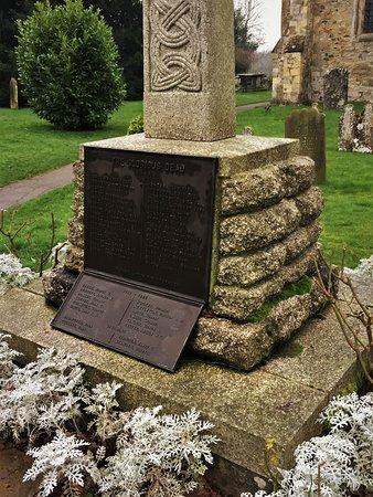 8.  Biddenden War Memorial