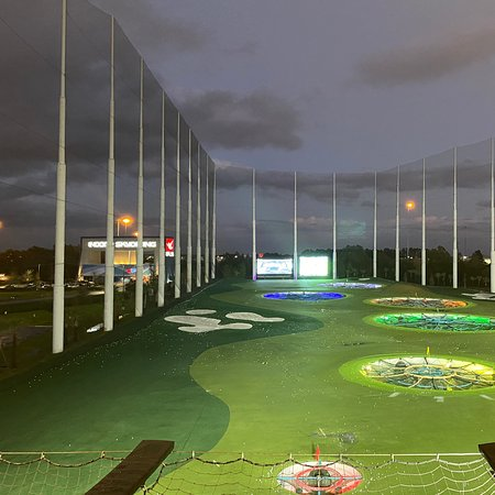 On Top of The World Golf Club