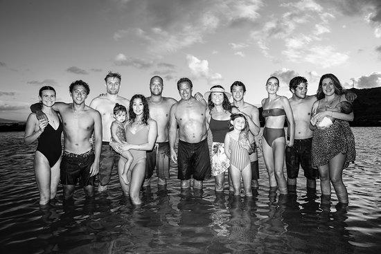 Moniz Family Surf