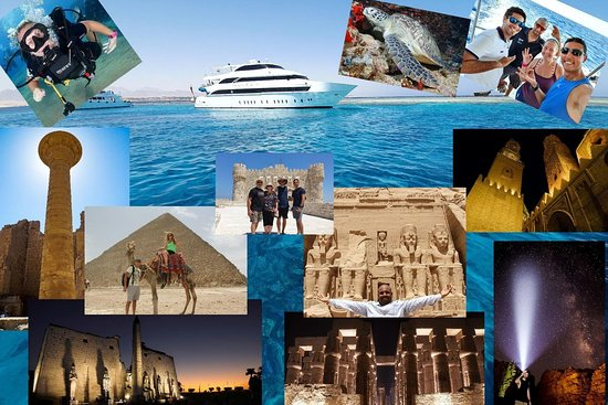 Egypt Fantasea Tours