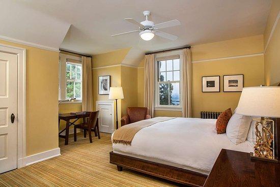 Historic Loft Bedroom