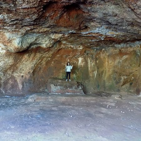 Rivona Buddhist cave