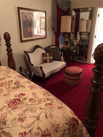 Ma Margaret's room Jr. suite