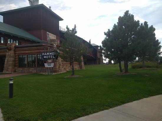 Great Platte River Road Archway Monument: Museum