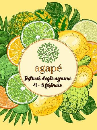 Festival degli agrumi da Agapé 🍊🍋 Da  4 a sabato 8 febbraio 2020.