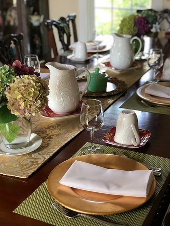 Celebration Circle is the perfect spot for weddings and small events. - Picture of Ma Margaret's House B&B, Reedville - Tripadvisor