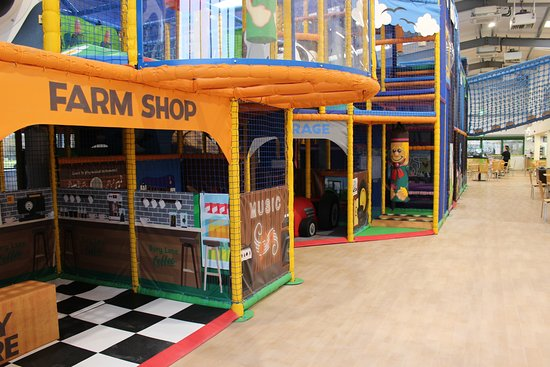 Bury Lane Fun Barn