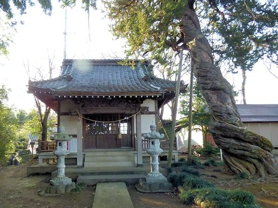 Ishigami Shrine
