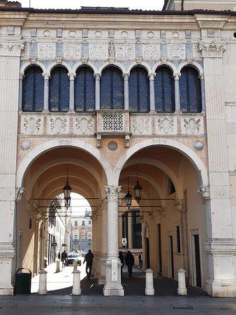 Loggetta del Monte di Pieta - Brescia