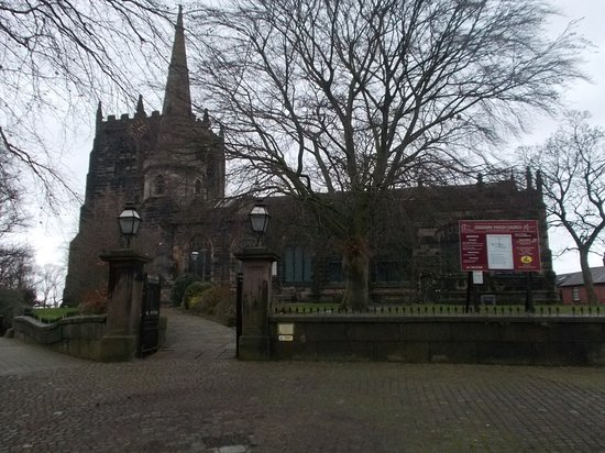 Ormskirk Parish Church