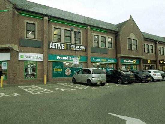 Two Saints Retail Park