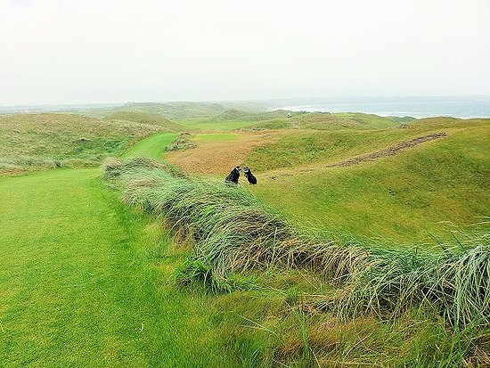 Old Course at Ballybunion