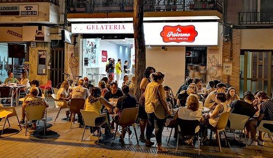 imagen Gelateria Palermo en Castelldefels