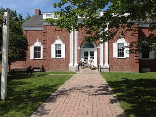 Blue Hill Public Library