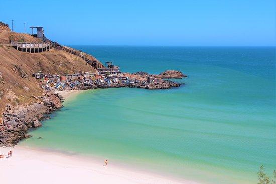 Mirante da Praia Grande.