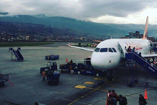 Cusco Airport Transport