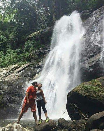 Национальный парк Горы Удзунгва, Танзания: Udzungwa waterfalls Sanje.