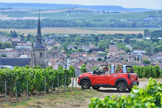 Ay, France: Champagne tours with your private local guide Isabelle !