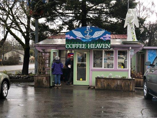 Coffee Heaven Cave Junction Restaurant Reviews Photos
