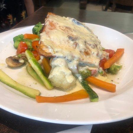 Llolleo, Чили: Sabrosos platos buena relación precio calidad sin ser Gourmet buena presentación