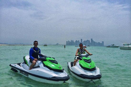 Water sports... - Review of Abe's Doha Water Sports, Doha, Qatar -  Tripadvisor