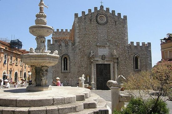 Private Tour - Taormina Castelmola from...