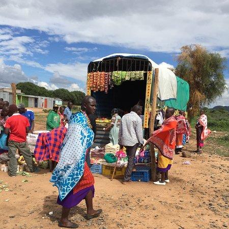 Kajiado, Кения: What a beautiful place