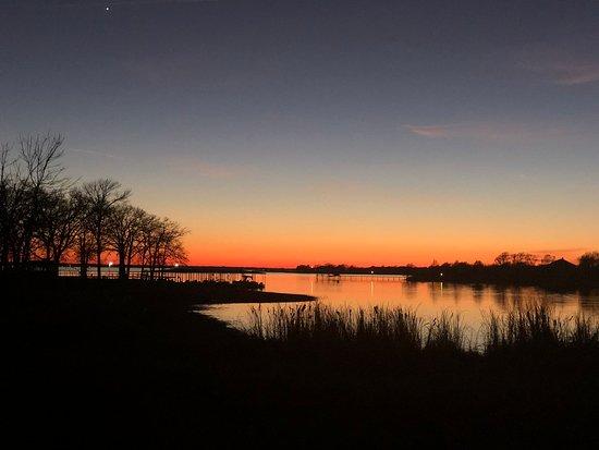 Kerens, TX: Beautiful sunsets!