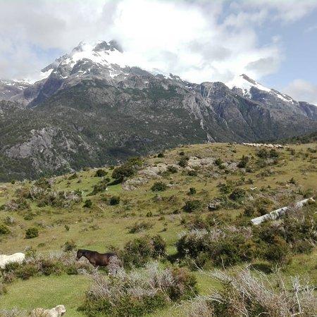 """Puerto Rio Tranquilo, Chile: Vista privilegiadas junto a cabalgata """"el ovejero"""" con D-Origen Patagonia... En Pto. Río Tranquilo..."""