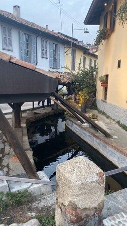 Μιλάνο, Ιταλία: Ponte  Naviglio must see ❤️🇮🇹