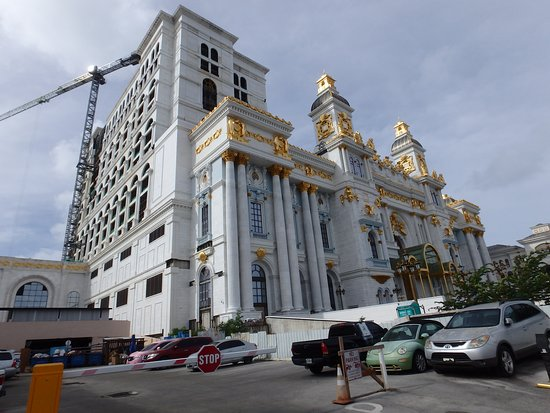 Imperial Palace · Saipan: 建設中?