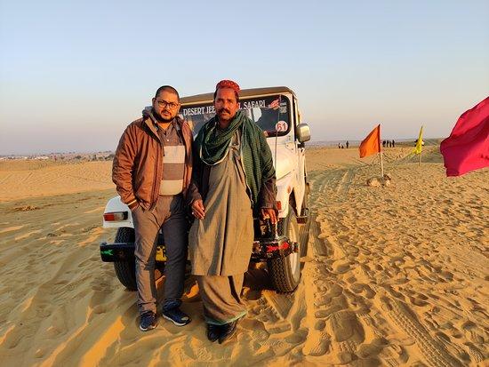 Desert safari jaisalmer