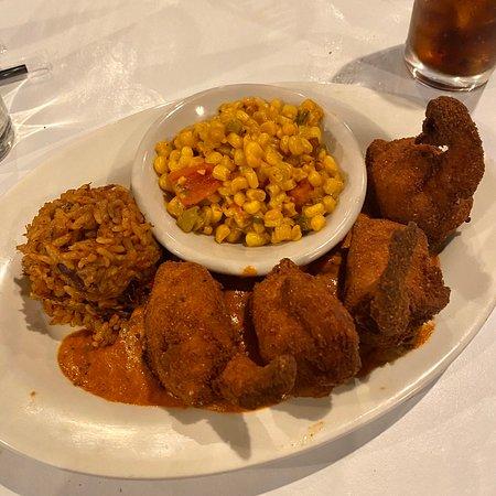 Great spot for Cajun seafood