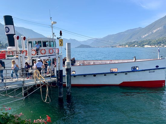 Lake Como Boat Tours