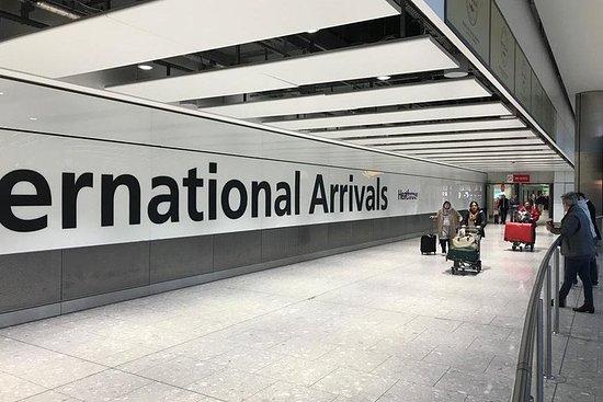 伦敦希思罗机场的伦敦私人渡轮之旅