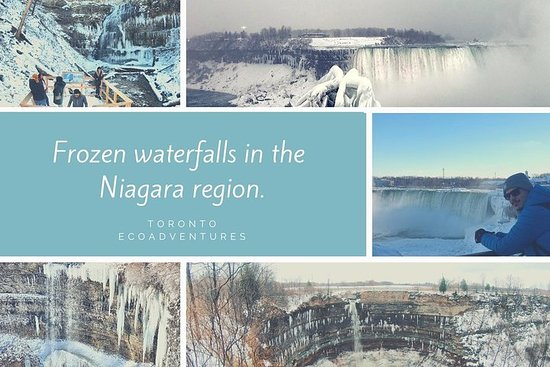 Avventura alla cascata del Niagara