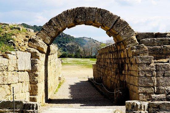 5-dagers privat tur: Olympia - Mani - Sparta og Argolida