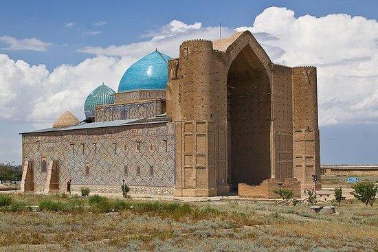 Turquestão - excursão de um dia...