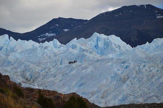 Big Ice en el glaciar Perito Moreno...
