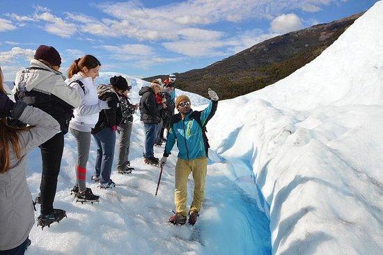 Minitrekking de 2 días en el glaciar...