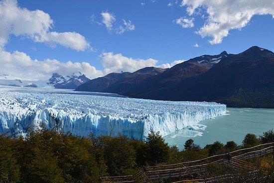 3 días: Glaciar Perito Moreno + Torres...