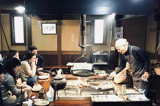 長野の善光寺周辺のフード&カルチャーウォーキングツアー