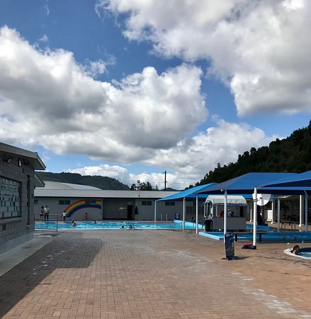 Kawerau hot pools