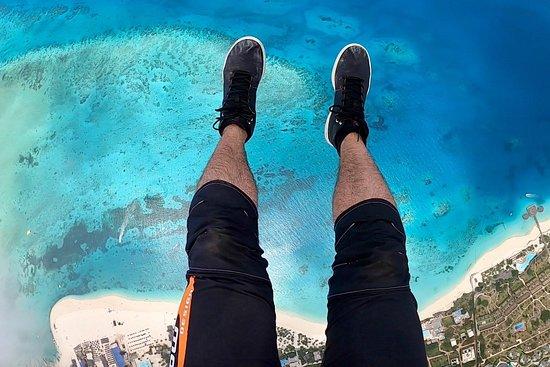 Skydive Zanzibar