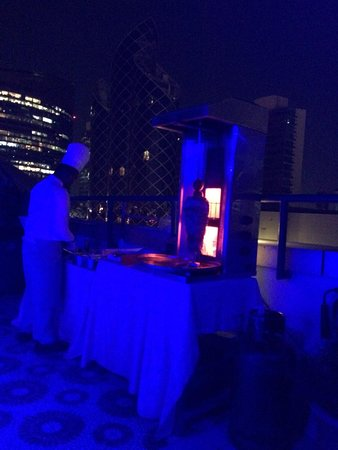 Air Lounge Picture Of Regent Palace Hotel Dubai Tripadvisor