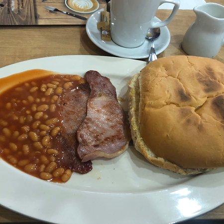 Beyti - Picture of The Shay Cafe, Halifax - Tripadvisor