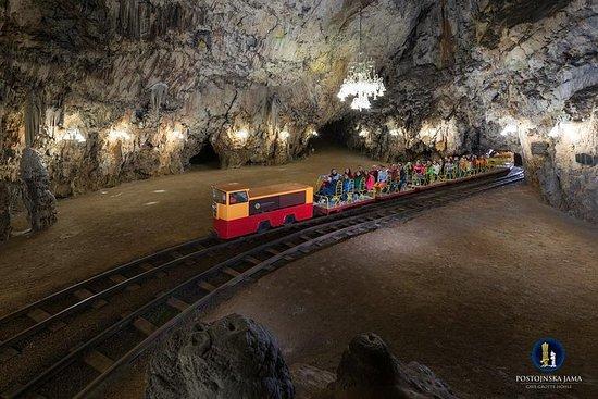 Postojna Cave & Predjama Castle mit...